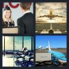 4 Pics 1 Word Answer Airport