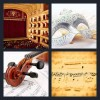 4 Pics 1 Word Answer Opera