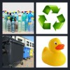 4 Pics 1 Word Answer Plastic
