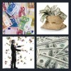 4 Pics 1 Word Answer Banknote