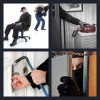 4 Pics 1 Word Answer Burglary