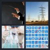 4 Pics 1 Word Answer Conduct
