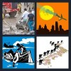 4 Pics 1 Word Answer Disaster