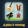 4 Pics 1 Wrong Episode 2 Level 31 – 60 Answers