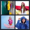 4 Pics 1 Word Answer Raincoat