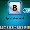One Clue Sport Diamond Answer