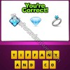 Guess The Emoji Jewel Diamond Ring