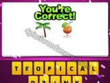 4 Pics 1 Word Game Answers Cheats What's The Word Emoji ...