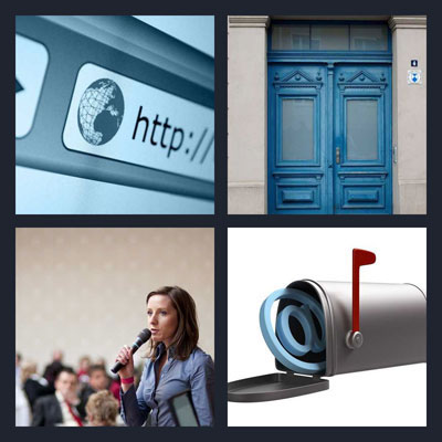Pics 1 Word Answer Address | What's The Word 4 Pics 1 Word Answer