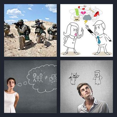 4-pics-1-word-conflict
