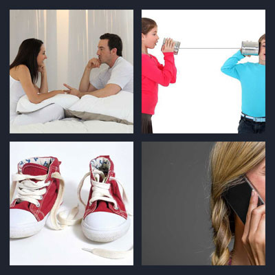 4 Pictures 1 Word Answers
