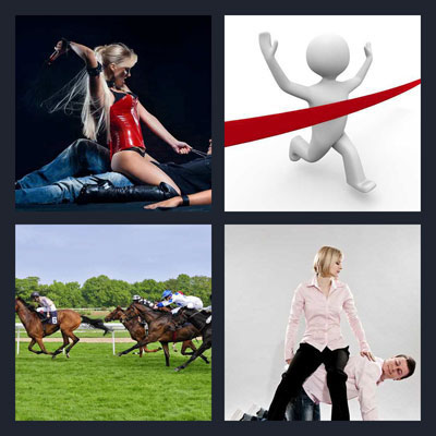 Pics 1 Word Answer Dominate | What's The Word 4 Pics 1 Word Answer