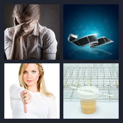 Pics 1 Word Answer Negative | What's The Word 4 Pics 1 Word Answer