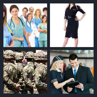 4-pics-1-word-uniform