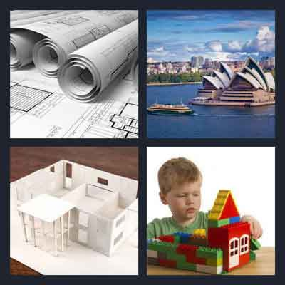4 Pics 1 Word Answer Building 4 Pics 1 Word Daily Puzzle