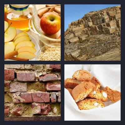 4 pics 1 word answer crumble | 4 pics 1 word game answers what's the