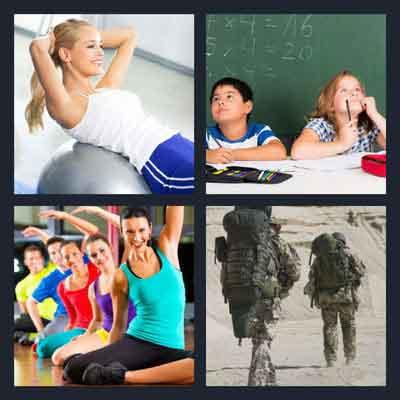 4-pics-1-word-exercise
