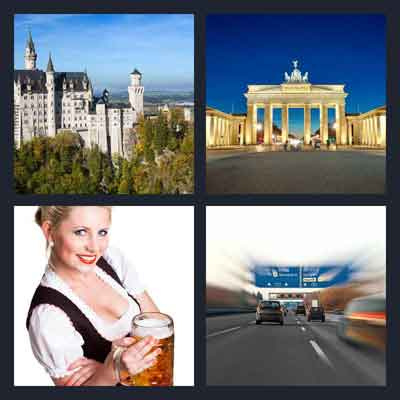 4 Pic 1 Word Answers 7 Letters 4 Pics 1 Word Answer Germany