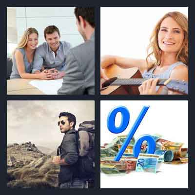 4 pics 1 word answer interest | 4 pics 1 word game answers what's