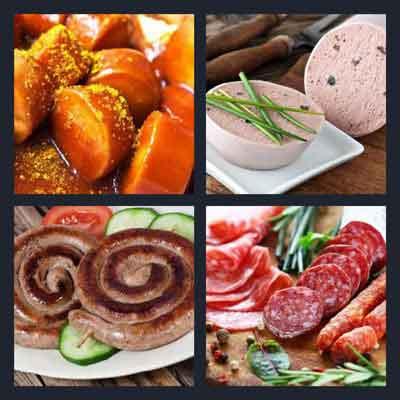 4-pics-1-word-sausage