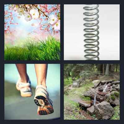 4 pics 1 word answer spring 4 pics 1 word game answers whats the 4 pics 1 word spring expocarfo Gallery