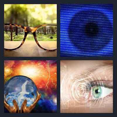 4-pics-1-word-vision