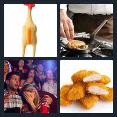 4-pics-1-word-chicken