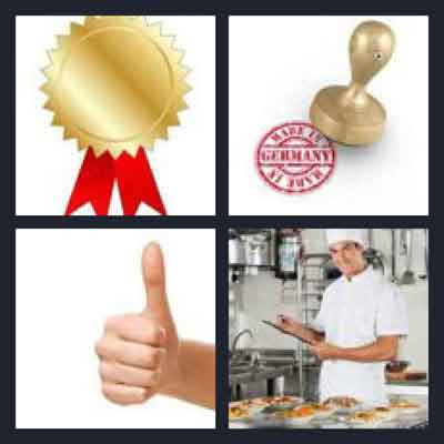 4 Pics 1 Word Answer Quality 4 Pics 1 Word Daily Puzzle