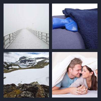 4-pics-1-word-blanket