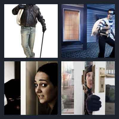 4-pics-1-word-burglar
