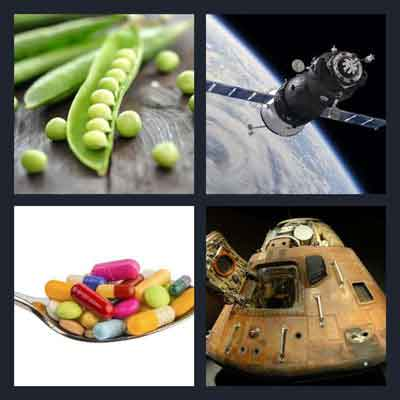 4 Pics 1 Word Answer Capsule 4 Pics 1 Word Daily Puzzle
