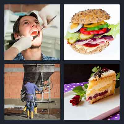 4 Pics 1 Word Answers 3 Letters