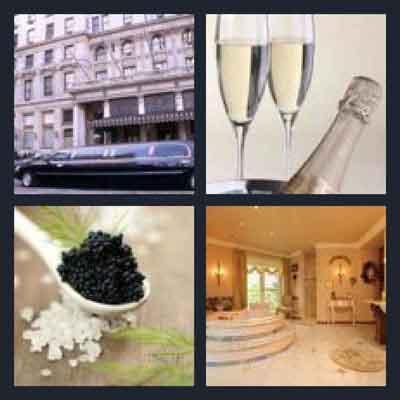 4-pics-1-word-luxury