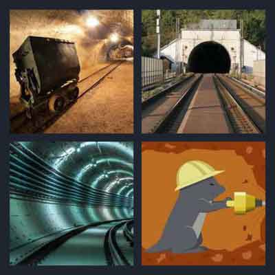 4-pics-1-word-tunnel