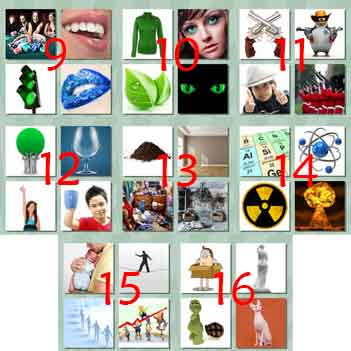 Four Pics One Word 2 Level 48 Cheats