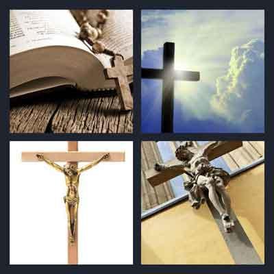 4-pics-1-word-crucifix