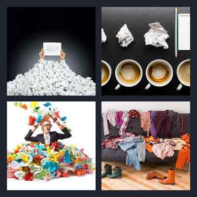 4-pics-1-word-crumpled