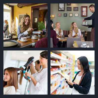4-pics-1-word-customer