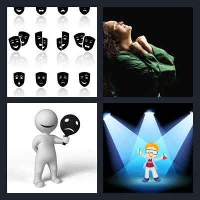 4 Pics 1 Word Answer Act 4 Pics 1 Word Daily Puzzle Answers