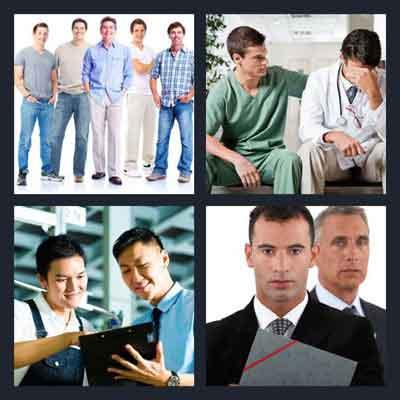 4-pics-1-word-men