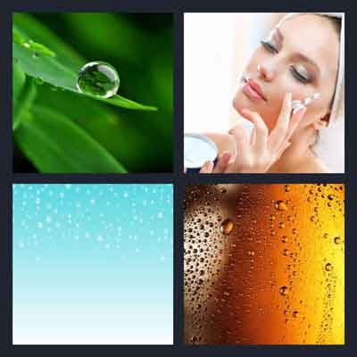 4-pics-1-word-moisture