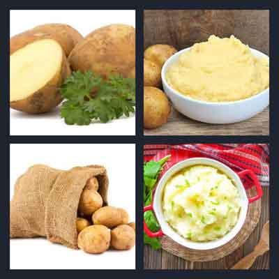 4-pics-1-word-potatoes