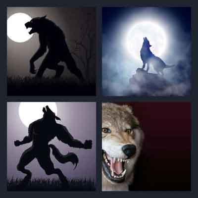 4-pics-1-word-werewolf
