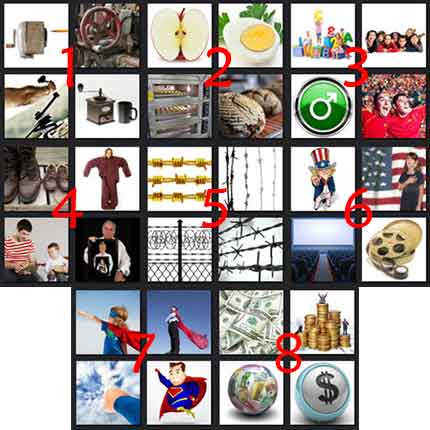 Pics 1 Movie Level 20 Answers | What's The Word 4 Pics 1 Word Answer