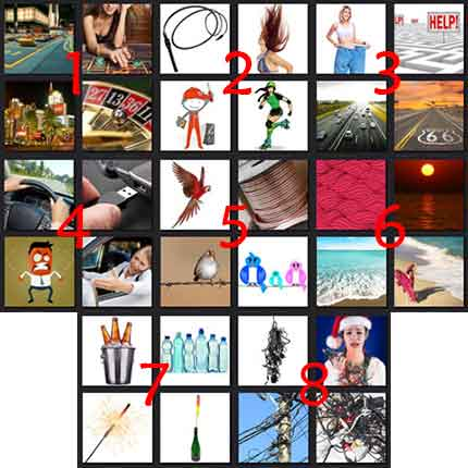 Pics 1 Movie Level 30 Answers | What's The Word 4 Pics 1 Word Answer