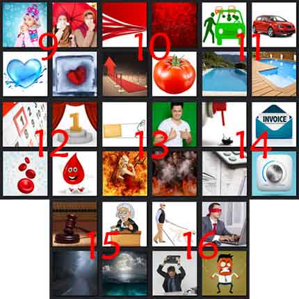Pics 1 Movie Level 37 Answers | What's The Word 4 Pics 1 Word Answer
