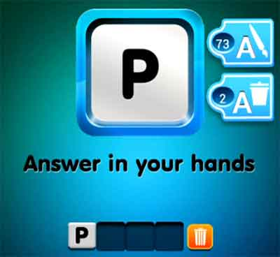 one-clue-answer-in-your-hands