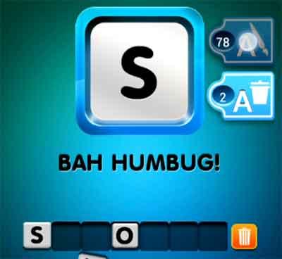 one-clue-bah-humbug