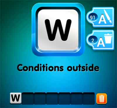 one-clue-conditions-outside
