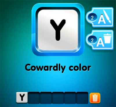 one-clue-cowardly-color